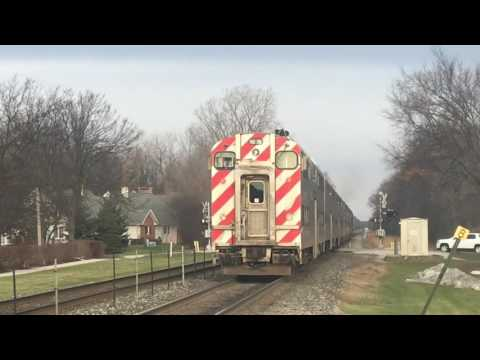 Lake Forest Railfanning: New Years Edition