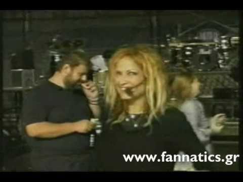 Anna Vissi - GSP Stadium Concert Report, Cyprus (2000) [fannatics.gr]