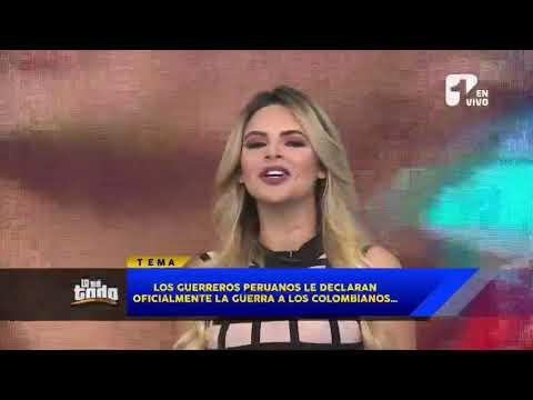 """Lo Sé Todo - """"Se quedan en Colombia con el cu🤬 roto"""" guerreros peruanos a los colombianos"""