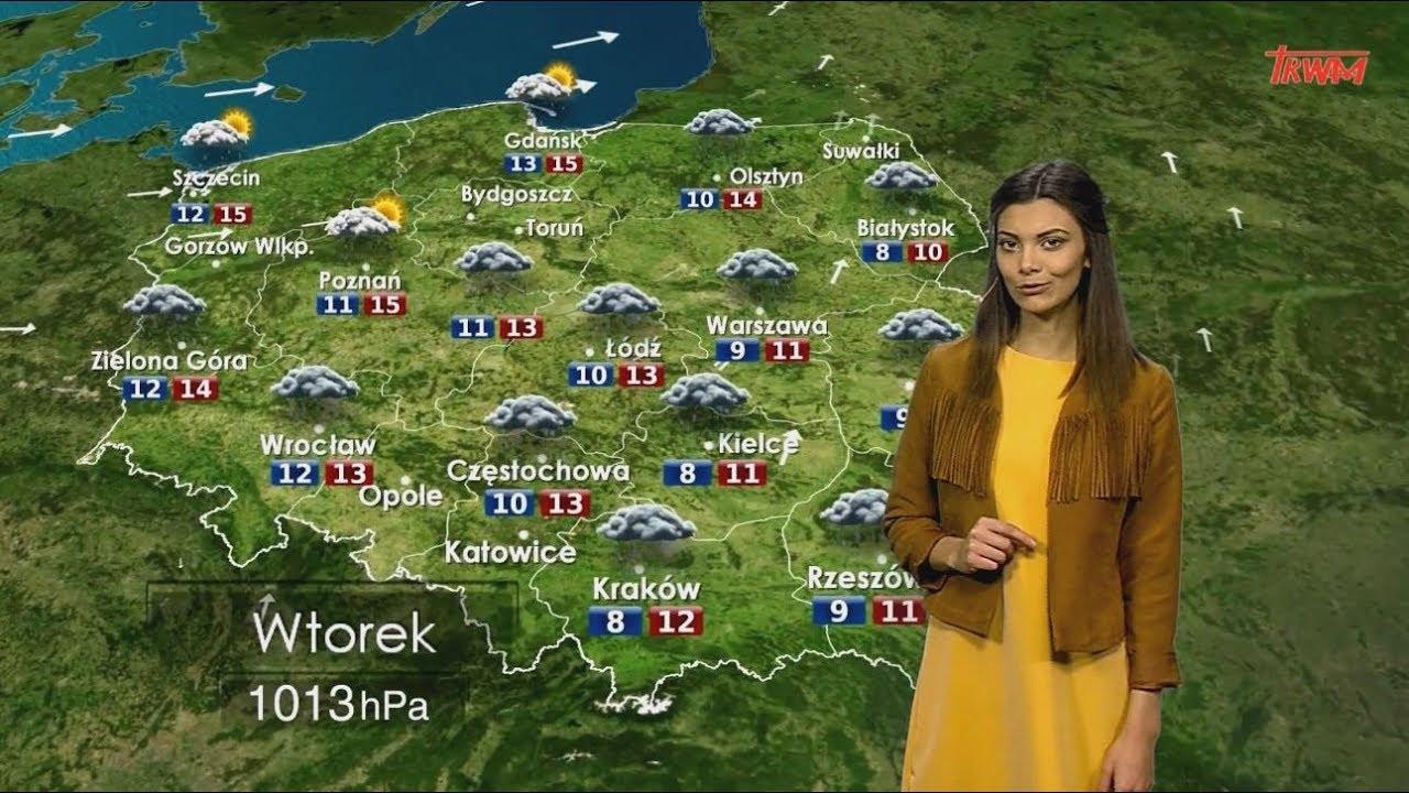 Prognoza pogody 03.10.2017