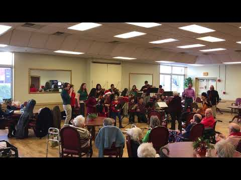 Kinder musik, PPC Ensemble, 12/10/17