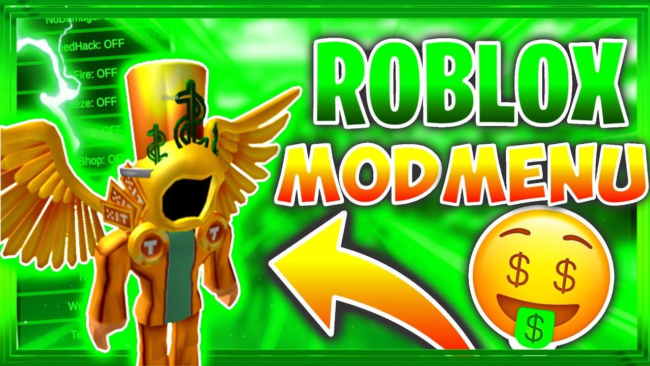 New Roblox Mod Menu Online No Clip Jump Mod More