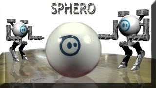 Sphero: Next Gen RC And Gaming Platform From Orbotix.