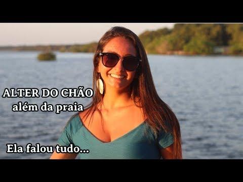 Alter do Chão uma das praias mais bonitas do Brasil