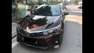 Bán xe cũ Corolla Altis 2.0 đời 2015 xe gia đình bán trả góp 200 Triệu. LH: 098 3537679