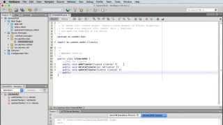 Aplicación CRUD Netbeans+JSF+Hibernate (parte 1)