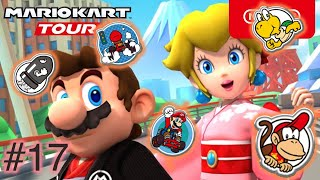 ⭐⭐⭐Tips on How to achieve Tour Challenges #2 Missions - Mario Kart Tour Part #17