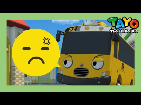 Thumbnail: I'm not mad! l Self-Regulation l Learn Emotional Expression l Tayo the Little Bus