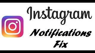 How to Fix  Instagram Notifications Not Working thumbnail