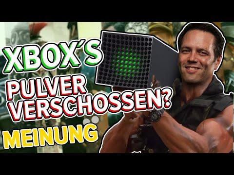 Pulver verschossen? - XBOX SERIES X