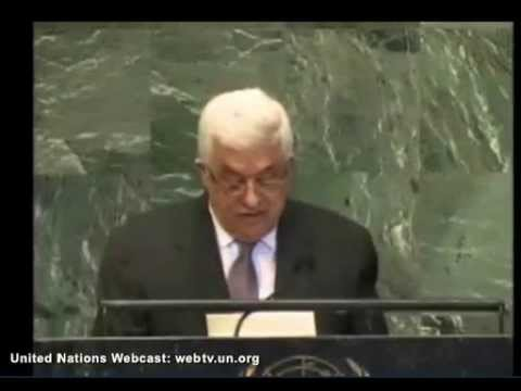 mahmoud abbas [abu mazen] address to the 67th un general assembly 2012