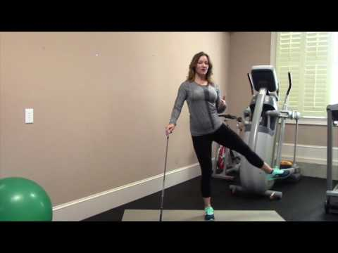Pilates Inspired Flexibility for Golfers-Improve Your Golf and Fitness with Cardiogolf