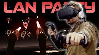 VR Laser Battles - Space Pirate Trainer