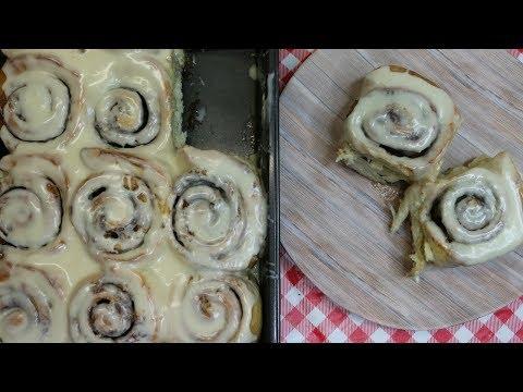 Easy Yeast Dough Cinnamon Rolls  ~ Basic Cinnamon Roll Recipe ~ Easter Breakfast ~ Noreen's Kitc