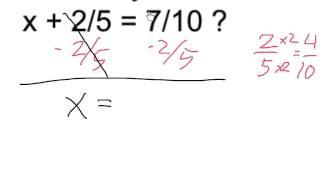 solve x 2 5 7 10