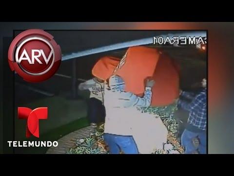 Roban una gorra gigante que asociaban con Donald Trump | Al Rojo Vivo | Telemundo