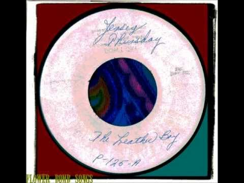 LEATHER BOY - JERSEY THURSDAY