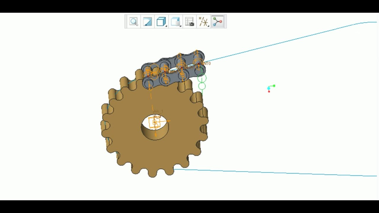 how to create 3d pdf in creo