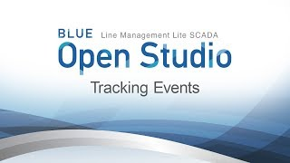 Video: BLUE Open Studio: Tracking Events