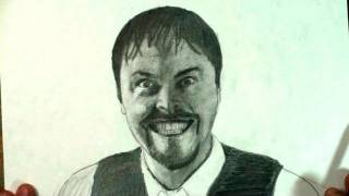 Draw Youtube: How to Draw Stuart Ashen (ashens) Step by Step Portrait Pencil Drawing