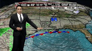 Bradley's Weather Forecast 530pm  Part 2   1-17-21