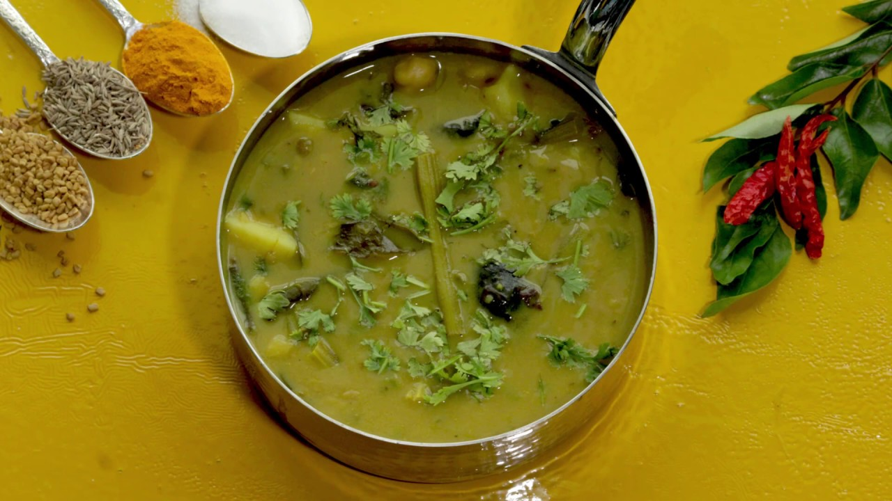 The Lunch Series (Sakhree) l Bhatia Kari l Curry l Buzzing Recipes l भाटिया  करी - YouTube