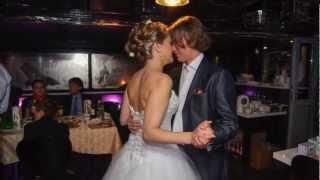 Дождь и свадьба Кирилла и Ольги