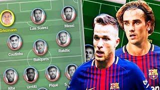 Altas y bajas del fc barcelona para la temporada 2019, fichajes 2018/2019. como tener monedas infinitas en dream league soccer 2018:https://www.you...