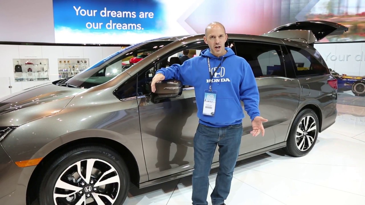 Check Out All The Honda Cars Trucks At Nations Largest Auto Show