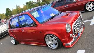 Daihatsu Mira Gino Custom Car