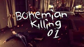 Zagrajmy w: Bohemian Killing #1 - Polski Phoenix Wright? (60fps Gameplay PL)