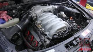 JHM Audi S6-S8 5.2L V10 FSI Program Introduction - First Ever C6-S6 12 Second Quarter Mile!!