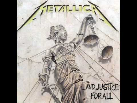 metallica and justice for all remastered youtube