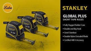 【 產品形象影片 】史丹利 STANLEY - 手工具 - GLOBAL PLUS