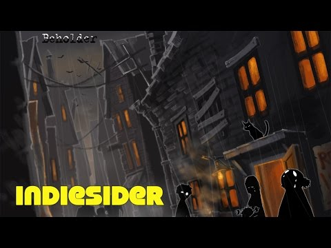 IndieSider #52: Beholder — developer interview