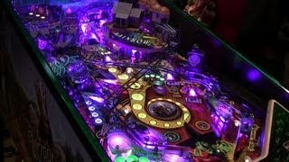 Pinball Expo 2012 (A Closer Look at 100+ Pinball Machines)