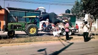 Fiesta 2016 Santa Apolonia Teacalco ( los toritos