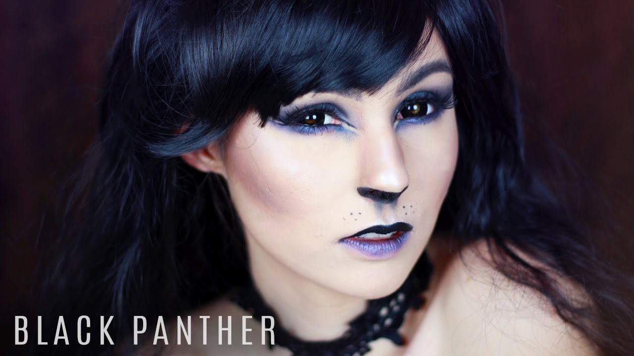 Download PANTHER Inspired GLAM Makeup I Gina Mie