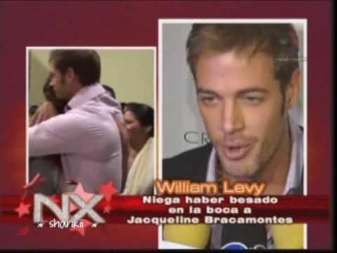 william levy niega haber besado a jackie youtube