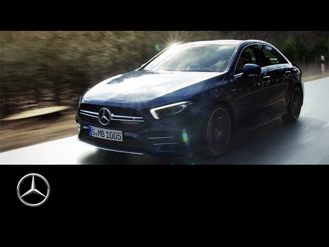 Mercedes-AMG A 35 4MATIC Saloon (2019): World Premiere | Trailer