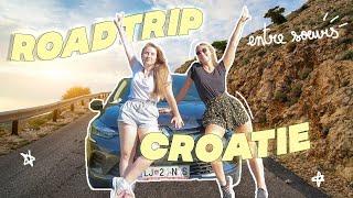 JE PARS EN ROADTRIP AVEC MA SOEUR pt.2 (en Croatie)