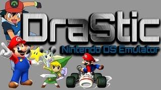 Drastic DS Emulator - Como Baixar e Instalar - Atualizado 2017