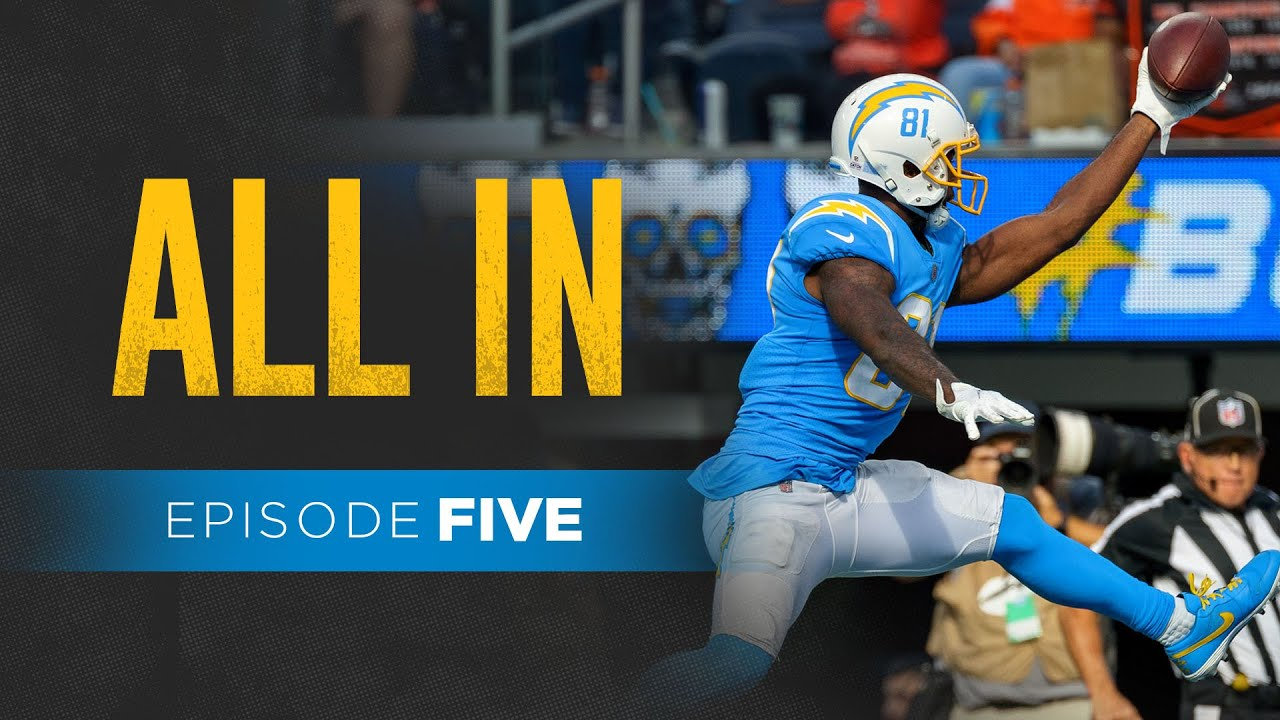 Download Keenan Allen & Mike Williams Unlocked: Justin Herbert's WR Duo | Chargers All-Access | All In: Ep. 5