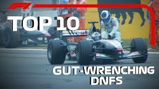 Top 10 Gut-Wrenching DNFs