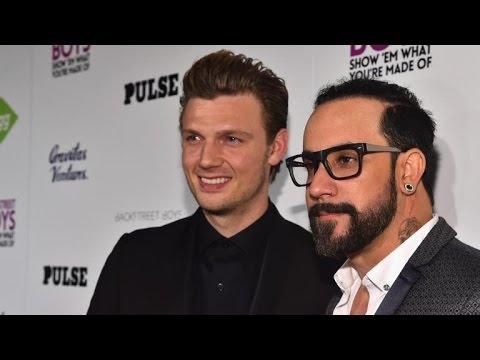 Backstreet Boys Singer AJ McLean Defends Nick Carter After Arrest: 'He's Only Human'