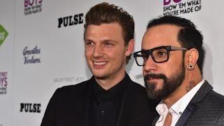 Backstreet Boys Singer AJ McLean Defends Nick Carter After Arrest:
