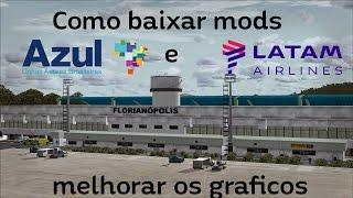COMO BAIXAR NOVOS MODS E ADDONS NO FSX E P3D