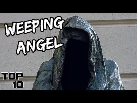 Top 10 Scary Statues That Shocked The World