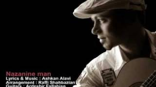 nazanine man (negin) (persian music)