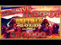 ⭐️Buffalo Gold Revolution ⭐️HIGH LIMIT $22.50 Spins Only ...
